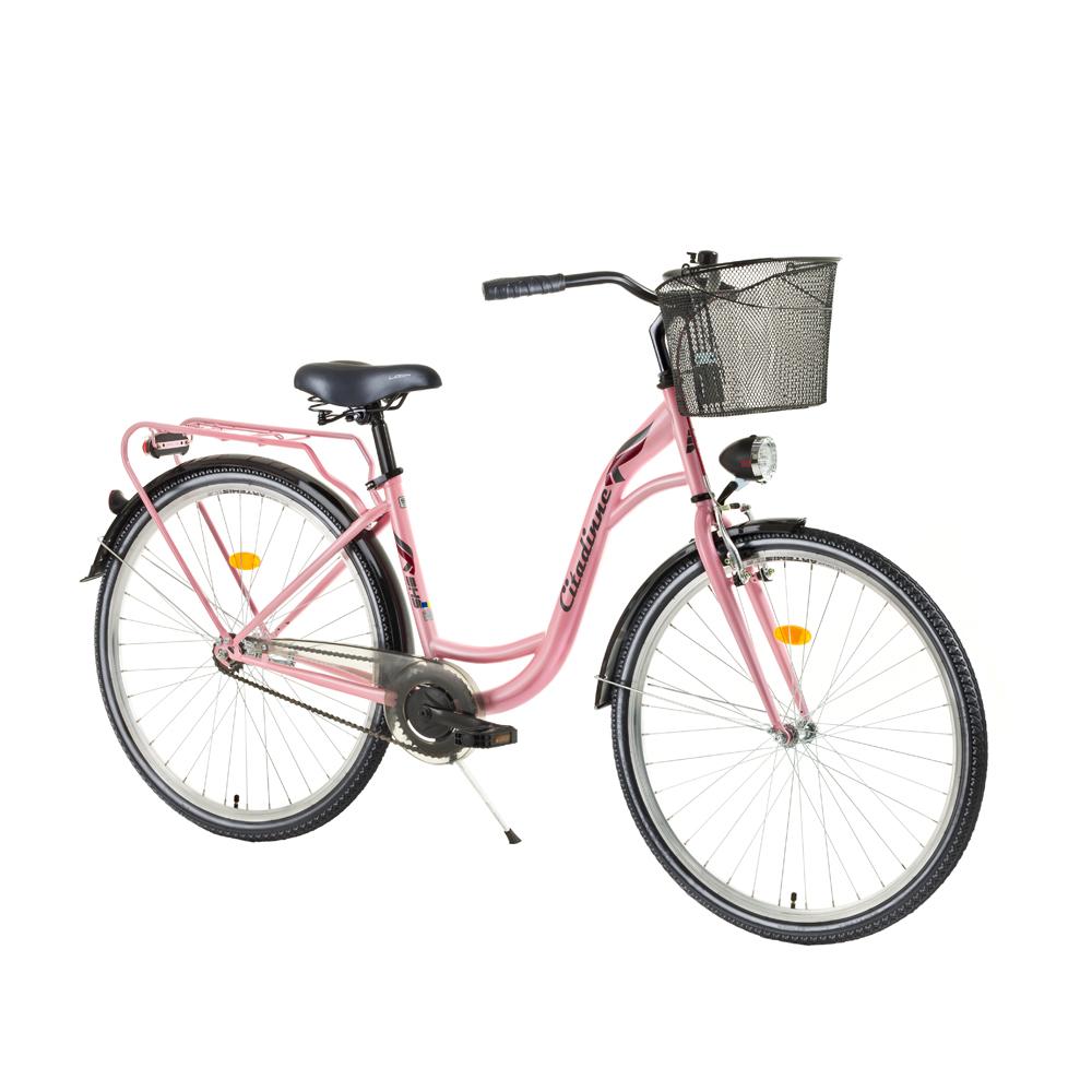 Mestský bicykel DHS Citadinne 2632 26'' - model 2017