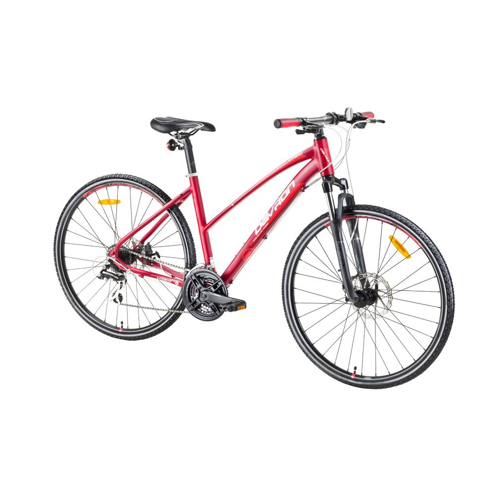 Dámsky crossový bicykel Devron Urbio LK2.8 - model 2017
