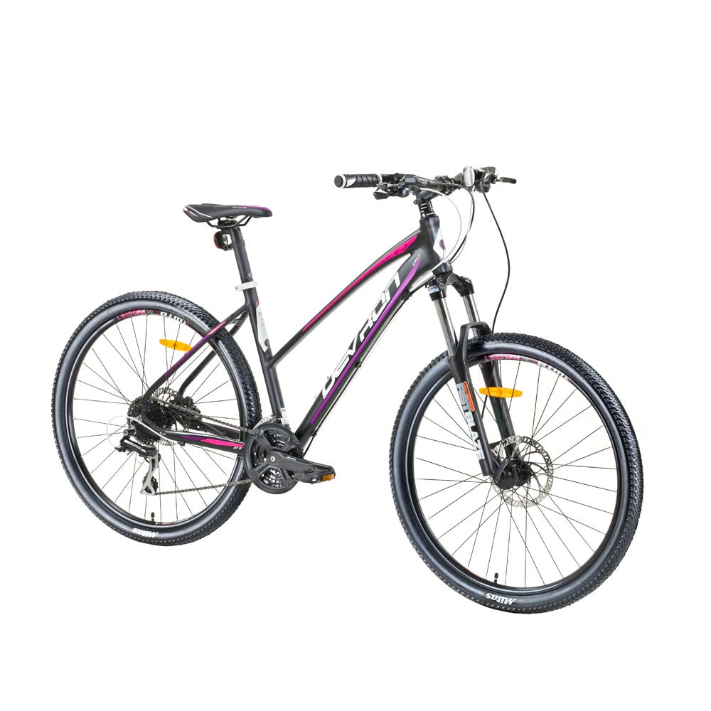 """Dámsky horský bicykel Devron Riddle LH1.7 27,5"""" - model 2017 Hot Berry - 18"""" - Záruka 10 rokov"""
