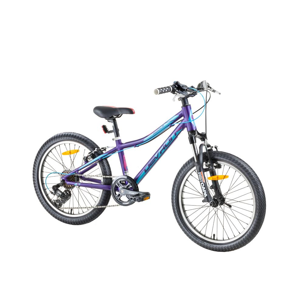 Dievčenský horský bicykel Devron Riddle LH0.2 20'' - model 2017