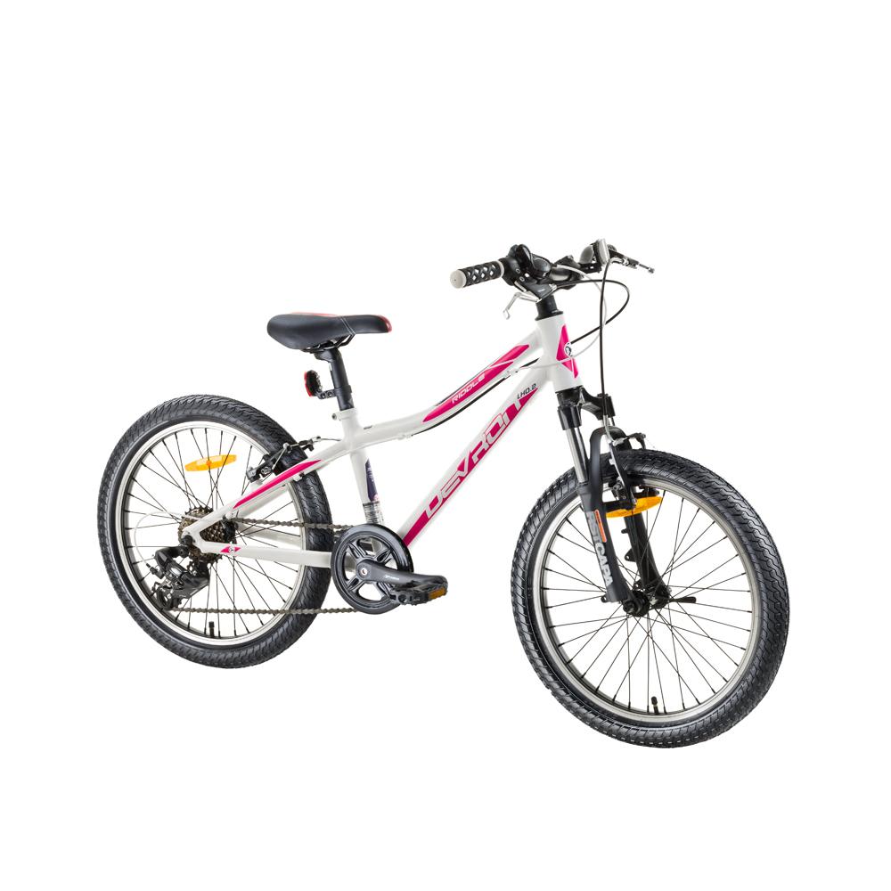 Dievčenský horský bicykel Devron Riddle LH0.2 20'' - model 2017 Lollipop - Záruka 10 rokov