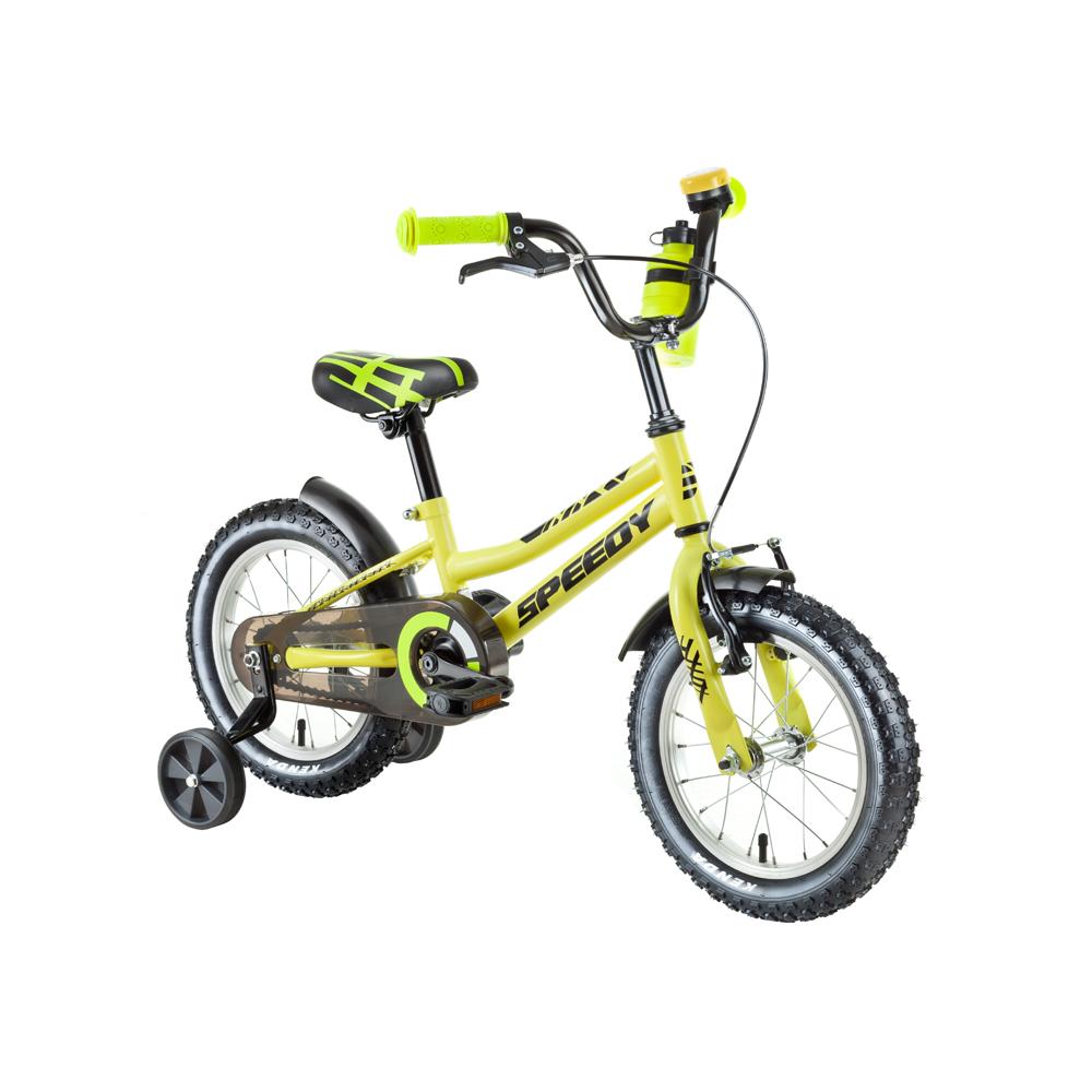 35d84c7be Detský bicykel DHS Speedy 1401 14