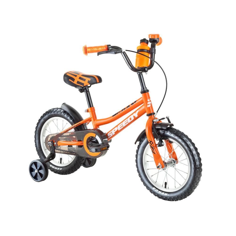 cfcdb7d94dac4 Detský bicykel DHS Speedy 1401 14
