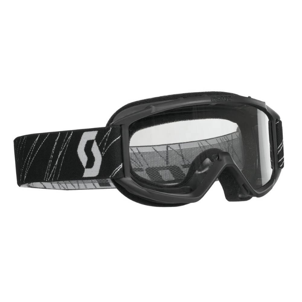 Detské moto okuliare SCOTT 89Si MXVII Black