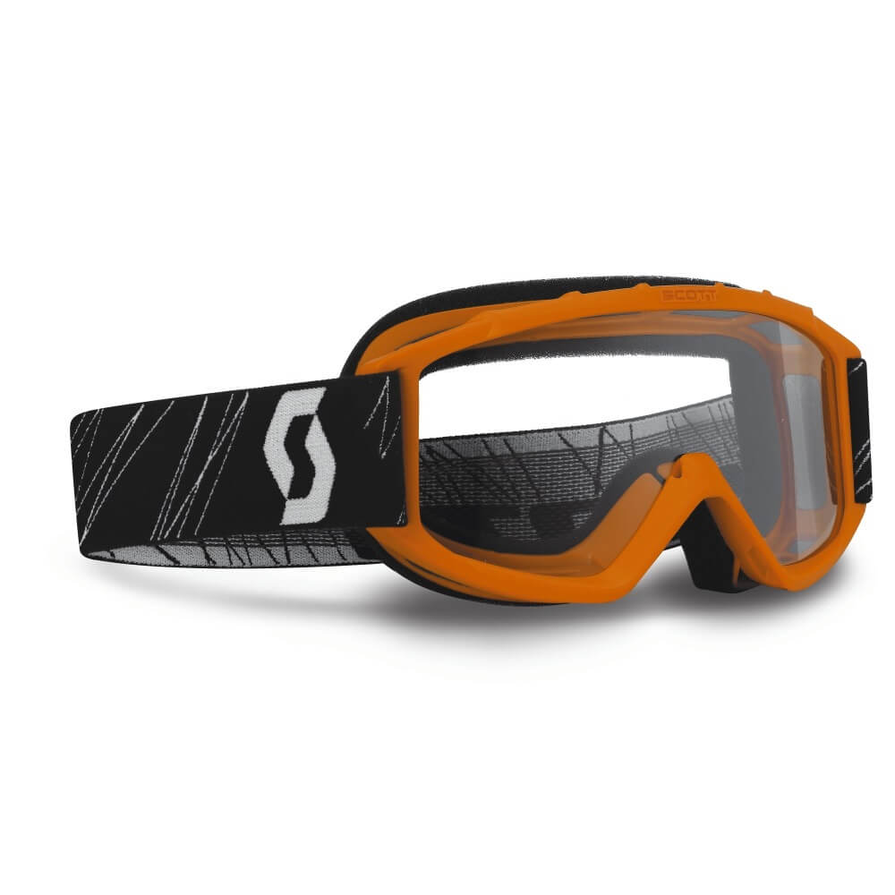 Detské moto okuliare SCOTT 89Si MXVII orange