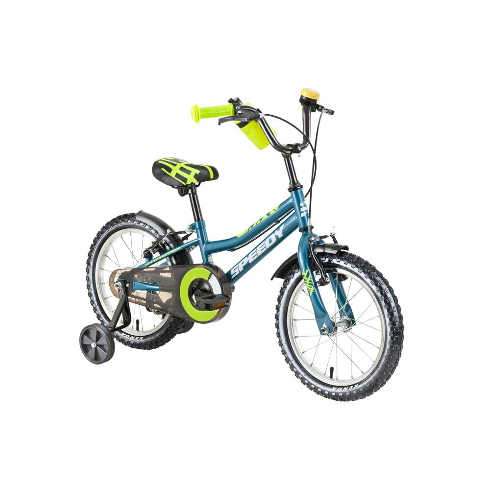 Detský bicykel DHS Speedy 1603 16
