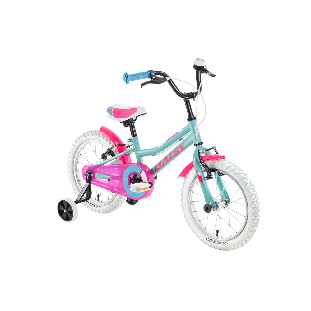Detský bicykel DHS Daisy 1604 16