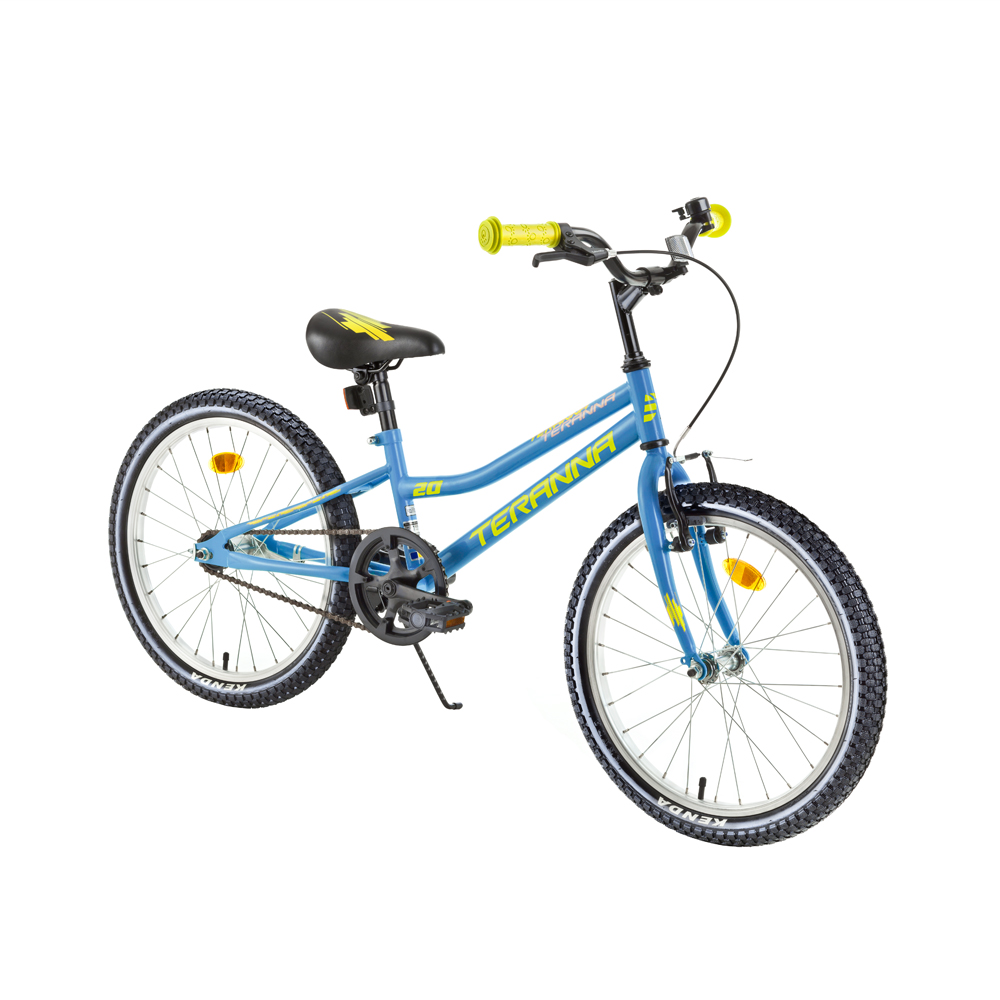 Detský bicykel DHS Teranna 2001 20
