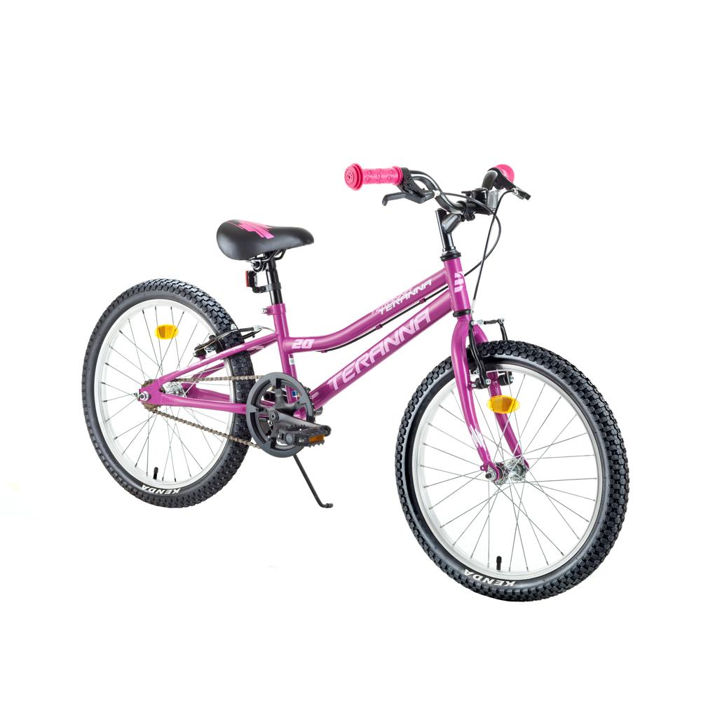 Detský bicykel DHS Teranna 2004 20