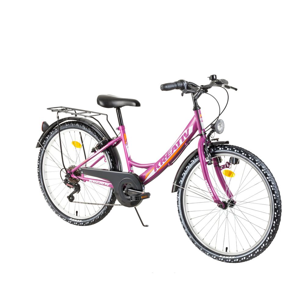 Juniorský bicykel Kreativ 2414 24