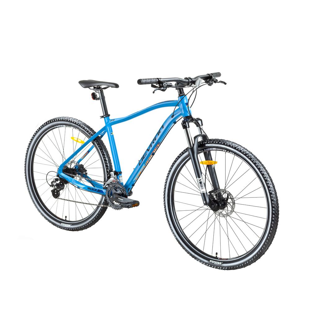 "Horský bicykel Devron Riddle H1.7 27,5"" - model 2018 blue - 18"" - Záruka 10 rokov"