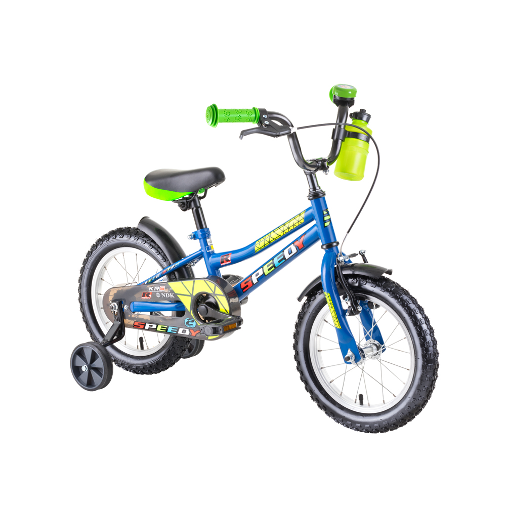 Detský bicykel DHS Speedy 1401 14