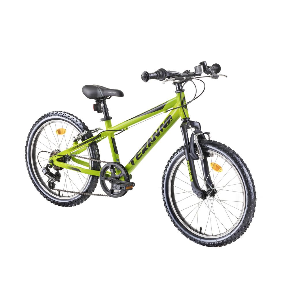 Juniorský bicykel DHS Teranna 2423 24