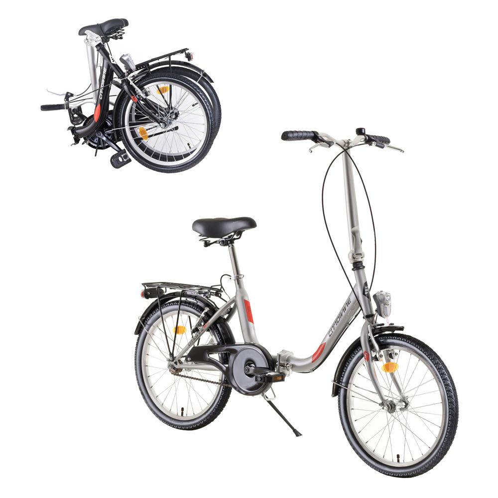 Skladací bicykel DHS Folder 2092 20