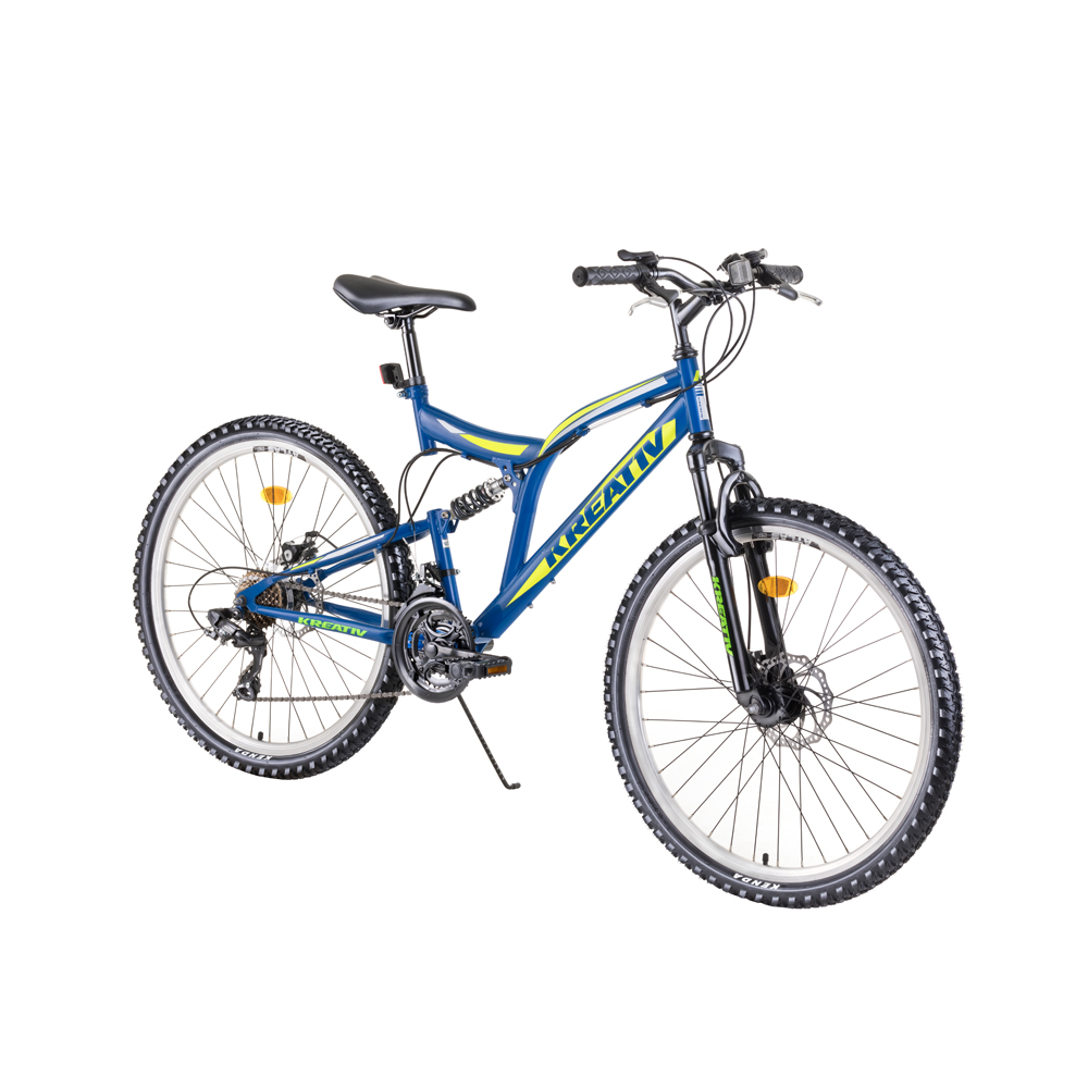Celoodpružený bicykel Kreativ 2643 26