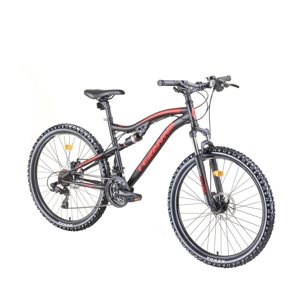 Celoodpružený bicykel DHS Teranna 2645 26