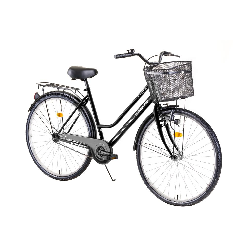 Dámsky mestský bicykel Kreativ Comfort 2812 28