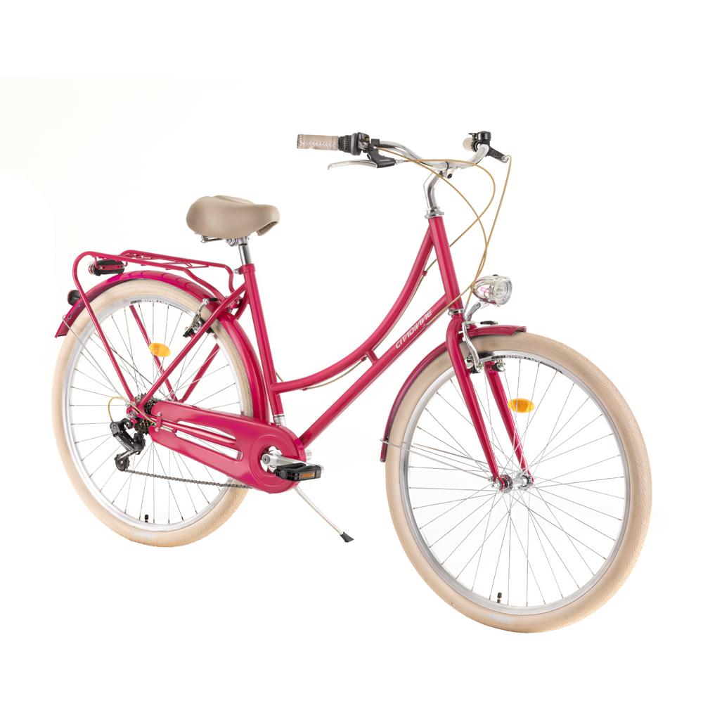 Mestský bicykel DHS Citadinne 2834 28