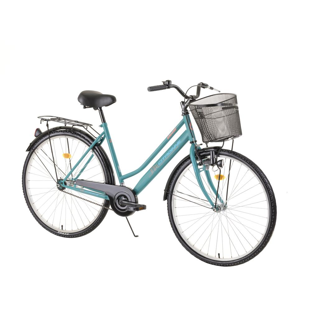 Dámsky mestský bicykel DHS Citadinne 2812 28