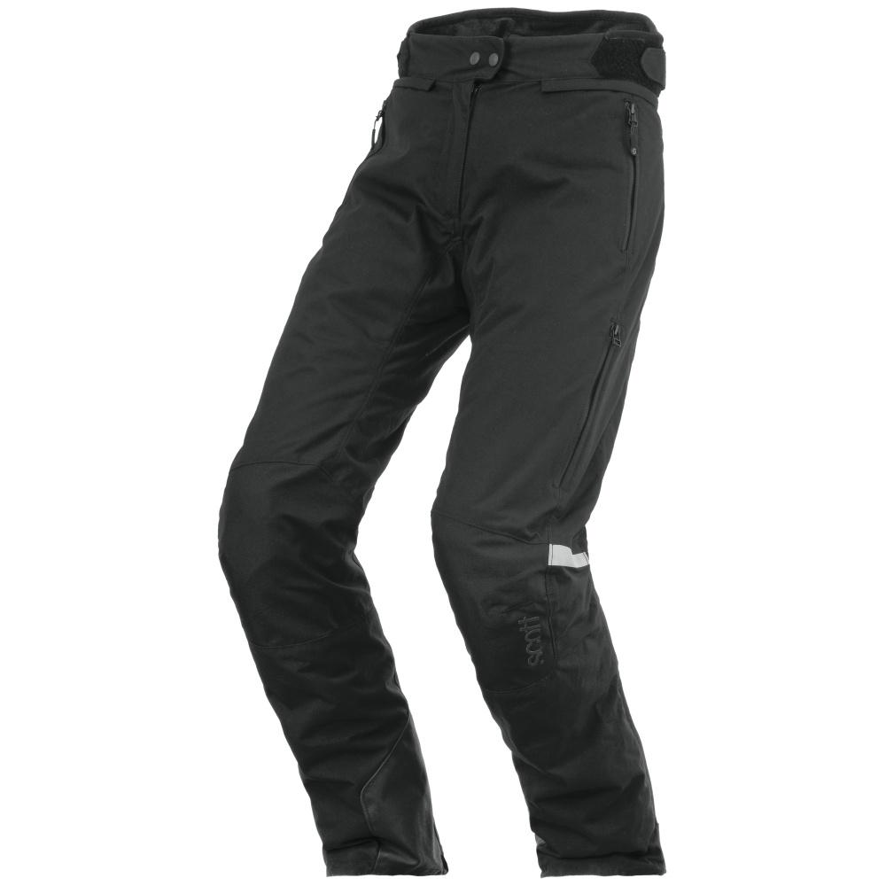 Dámske moto nohavice SCOTT W's Turn TP čierna - XXXL (44)