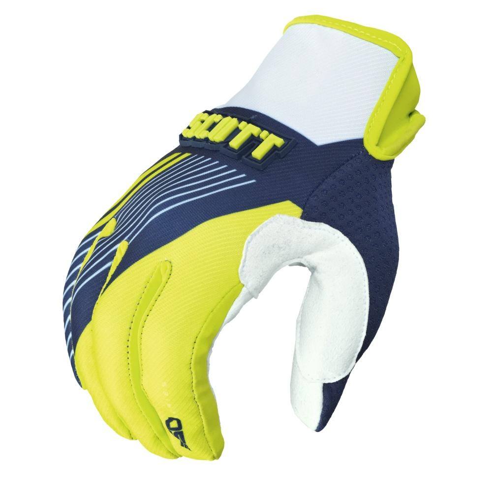 Motokrosové rukavice Scott 350 Track