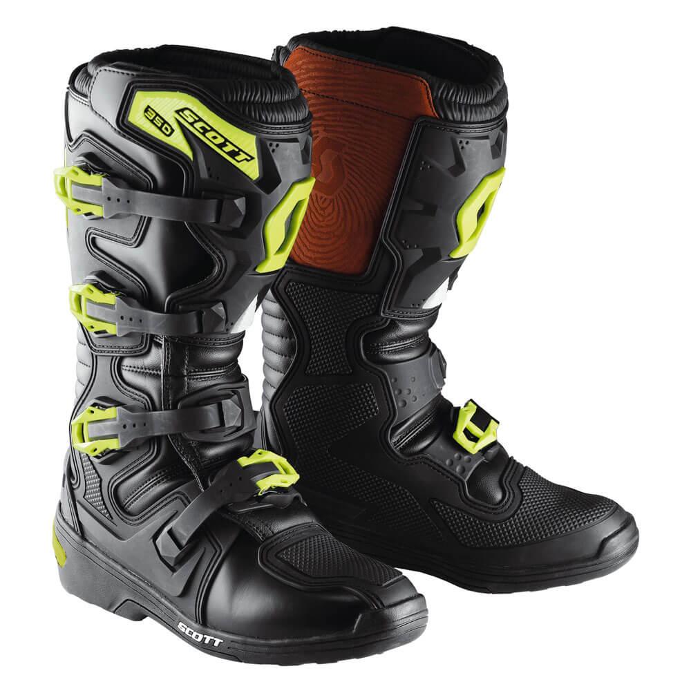 Motokrosové topánky Scott 350 Boot