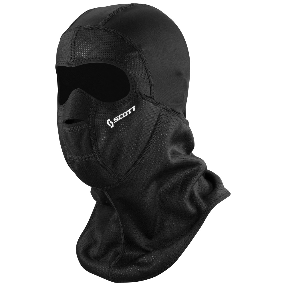 Kukla Scott Wind Warrior Hood MXVII čierna - S