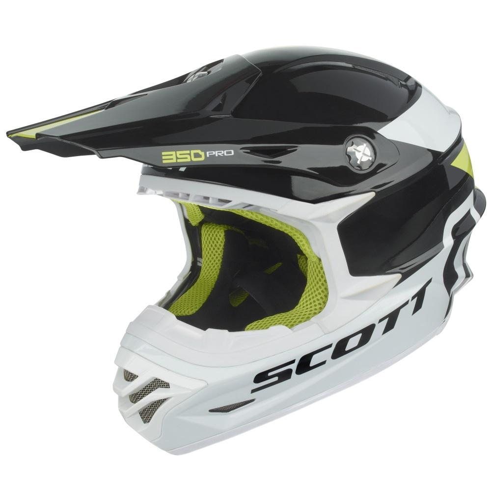 Motokrosová prilba Scott 350 Pro Race