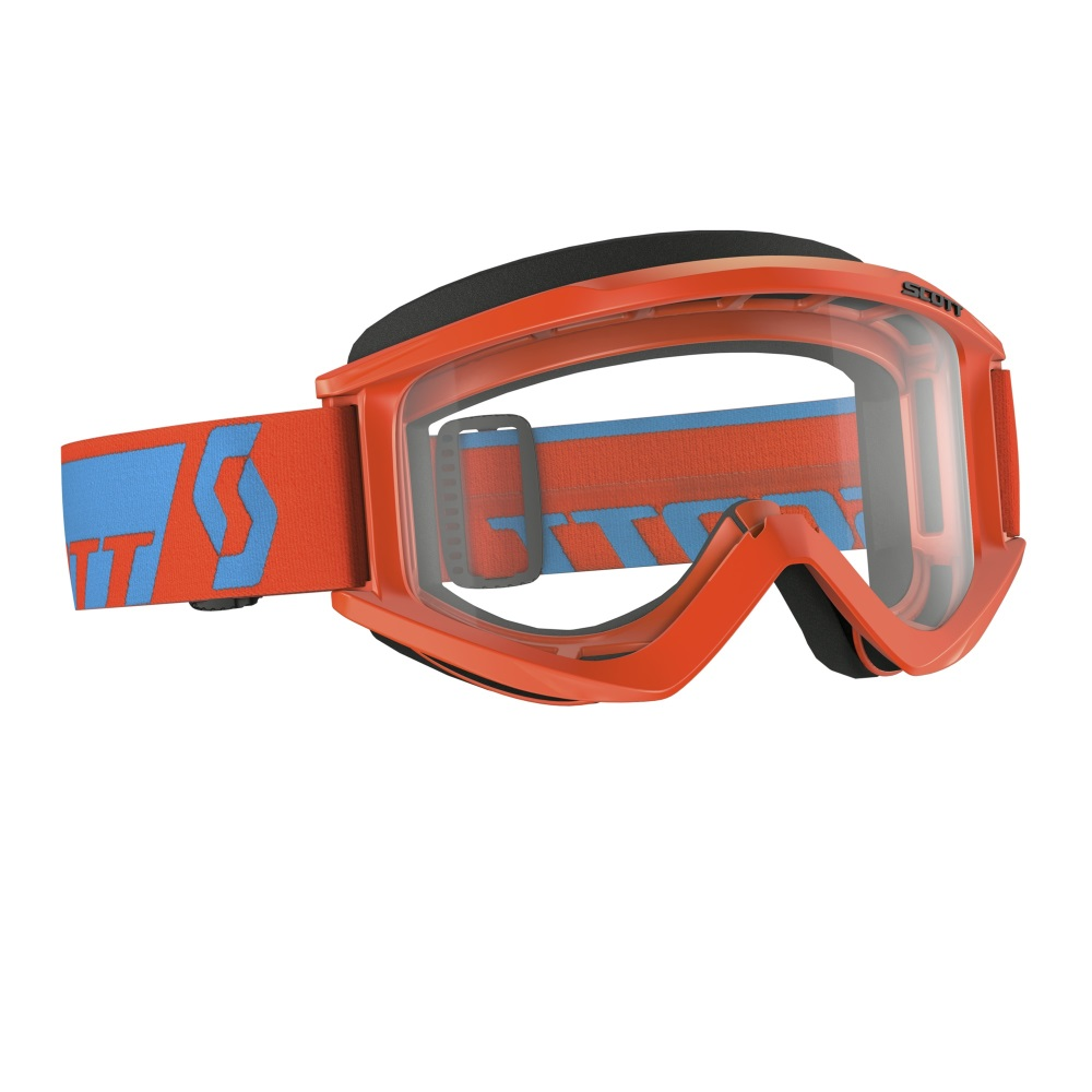44ebb058e Motokrosové okuliare Scott Recoil Xi MXVI - zelená - inSPORTline
