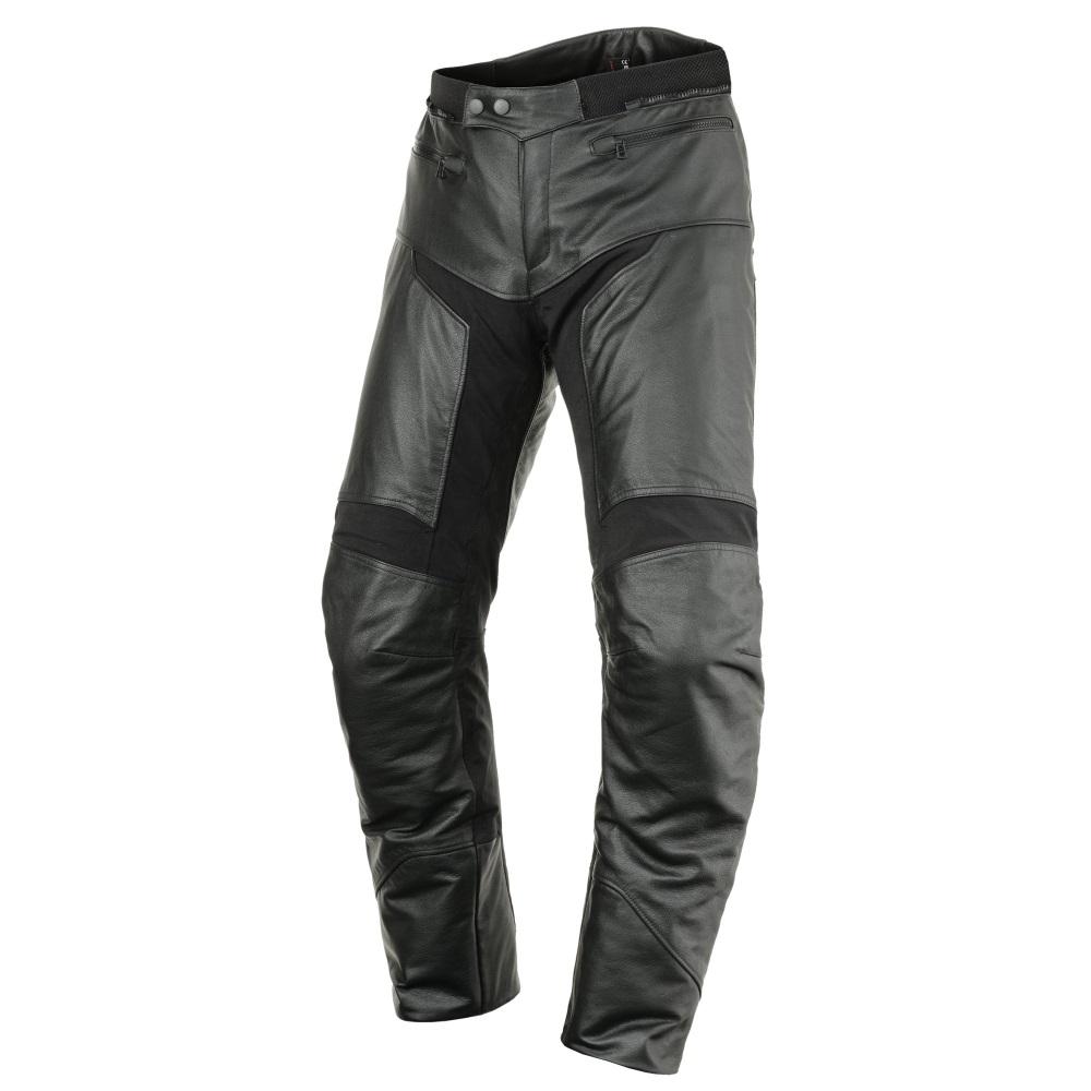 Kožené moto nohavice SCOTT Tourance Leather DP