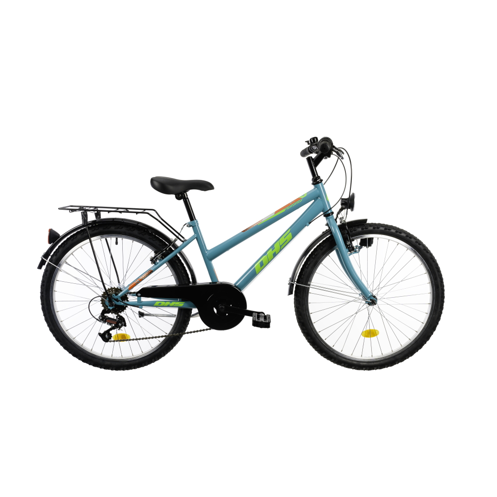 Juniorský bicykel DHS 2414 24