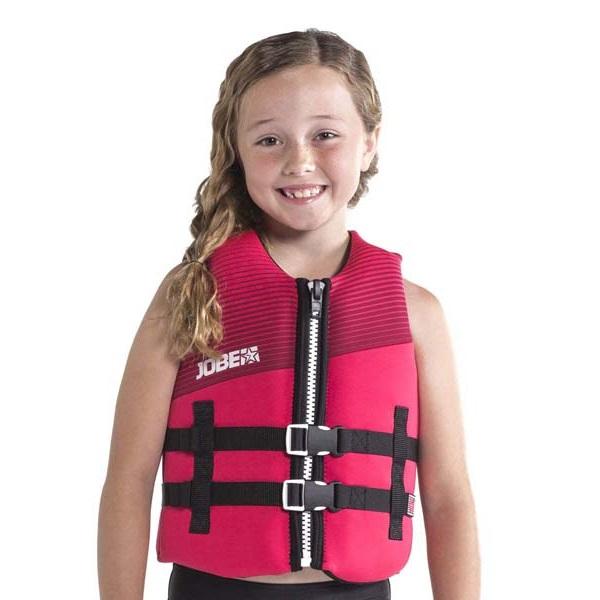 Detská plávacia vesta Jobe Youth Vest 2019 Hot Pink - 8