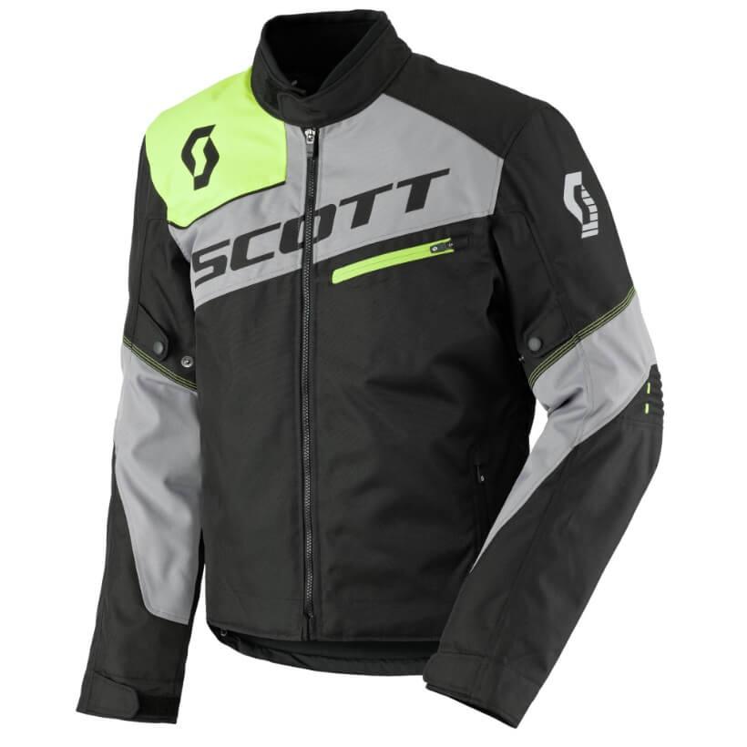 Moto bunda SCOTT Sport Pro DP MXVII black-light grey - L (50- b05ab66fe02