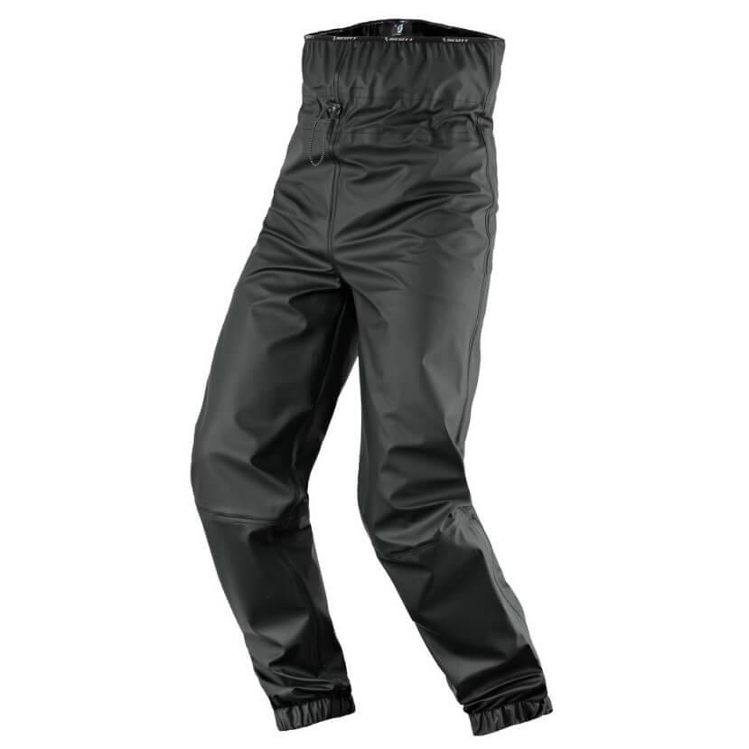 Dámske moto nohavice proti dažďu SCOTT W's Ergonomic Pro DP MXVII black - M (36)