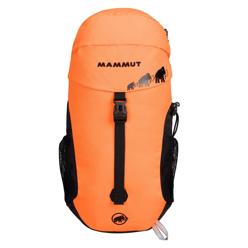 Detský batoh MAMMUT First Trion 18 Safety Orange-Black