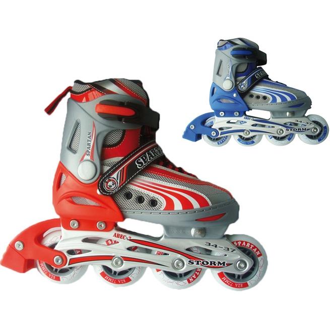 Kolieskové korčule Spartan Storm