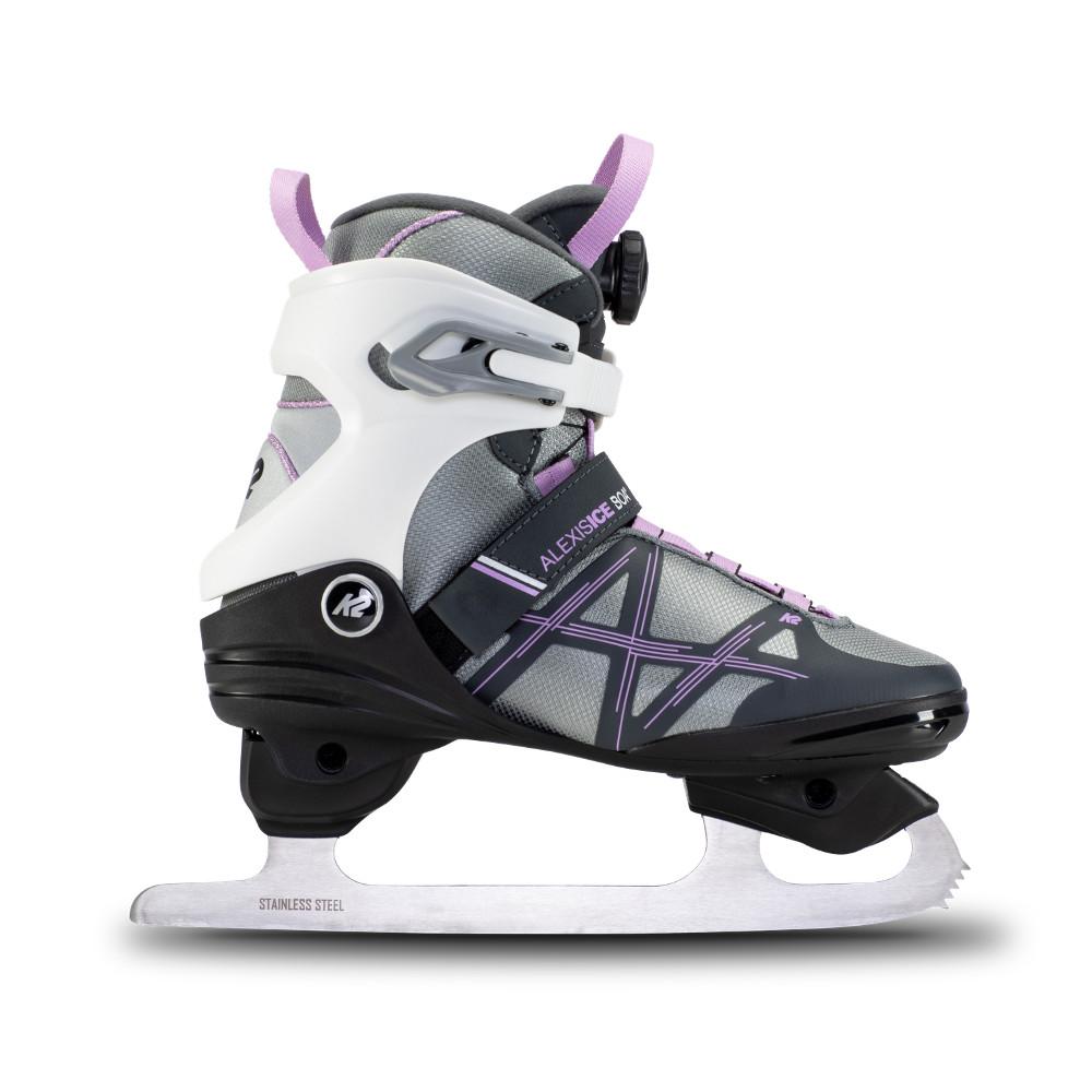 Dámske ľadové korčule K2 Alexis Ice Boa FB 2021