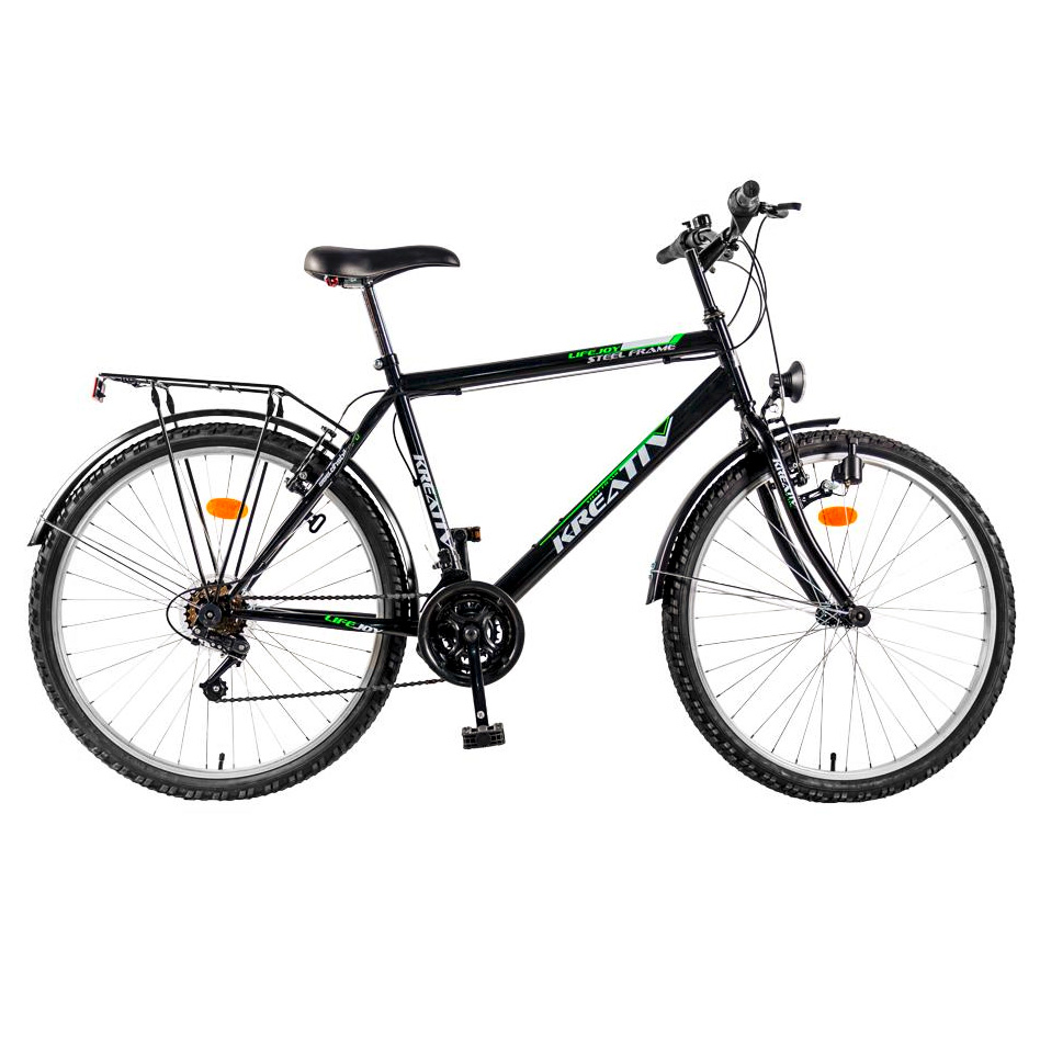 Bicykel DHS Kreativ Lifejoy 2613 - model 2014