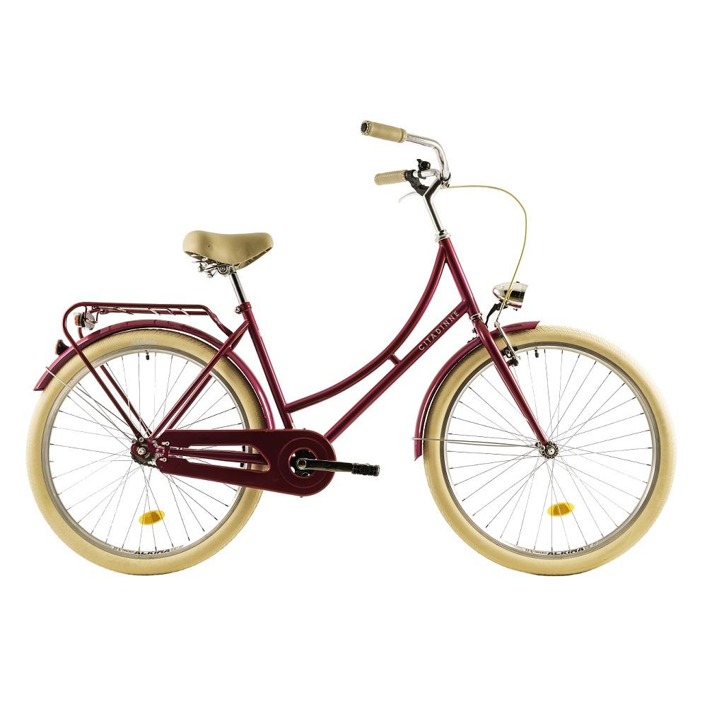 Mestský bicykel DHS Citadinne 2632 26'' - model 2018