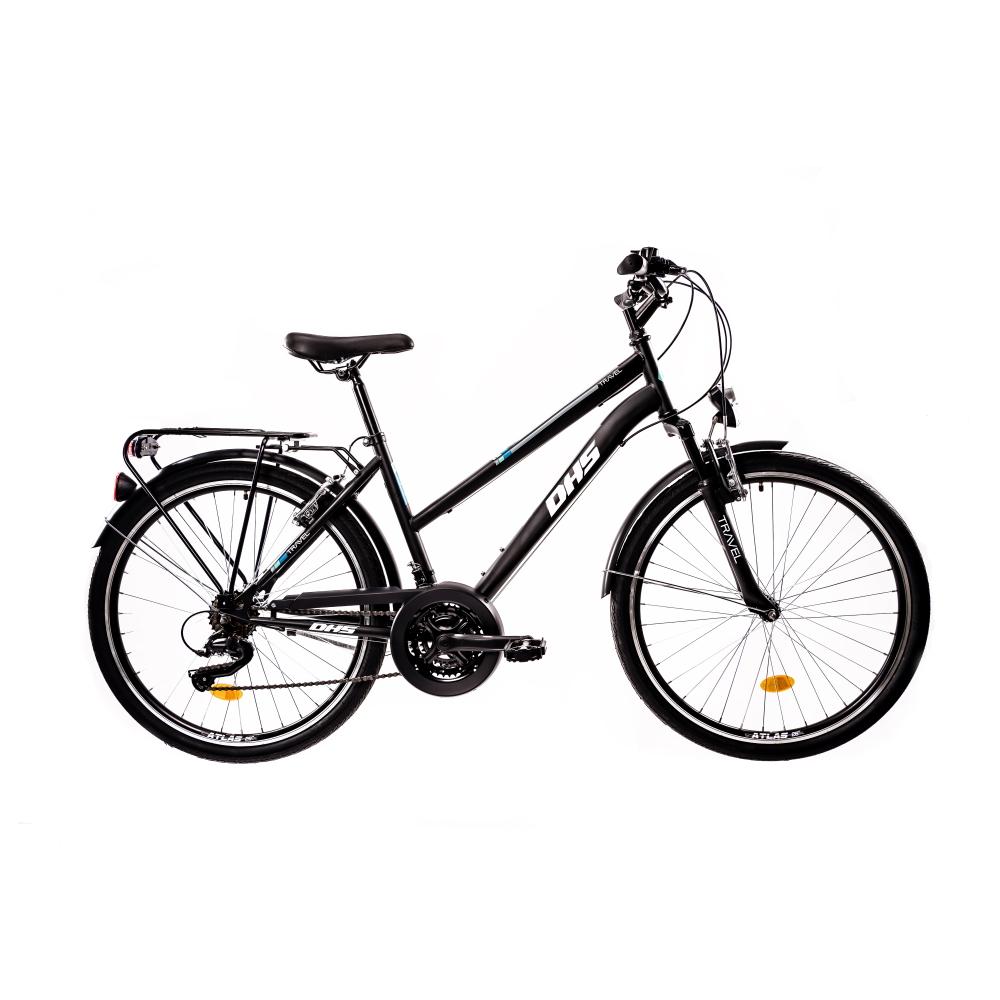 Dámsky trekingový bicykel DHS 2854 28