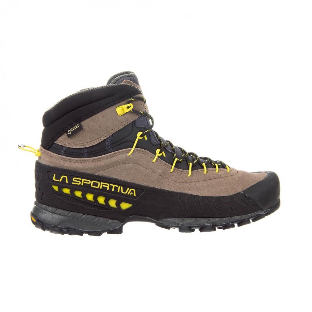 Pánské turistické topánky La Sportiva TX4 Mid GTX Taupe/Sulphur - 42