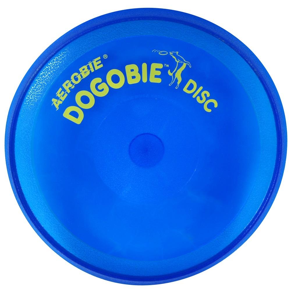Lietajúci tanier pre psov Aerobie DOGOBIE modrá