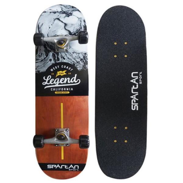 Skateboard Spartan Maple Legend