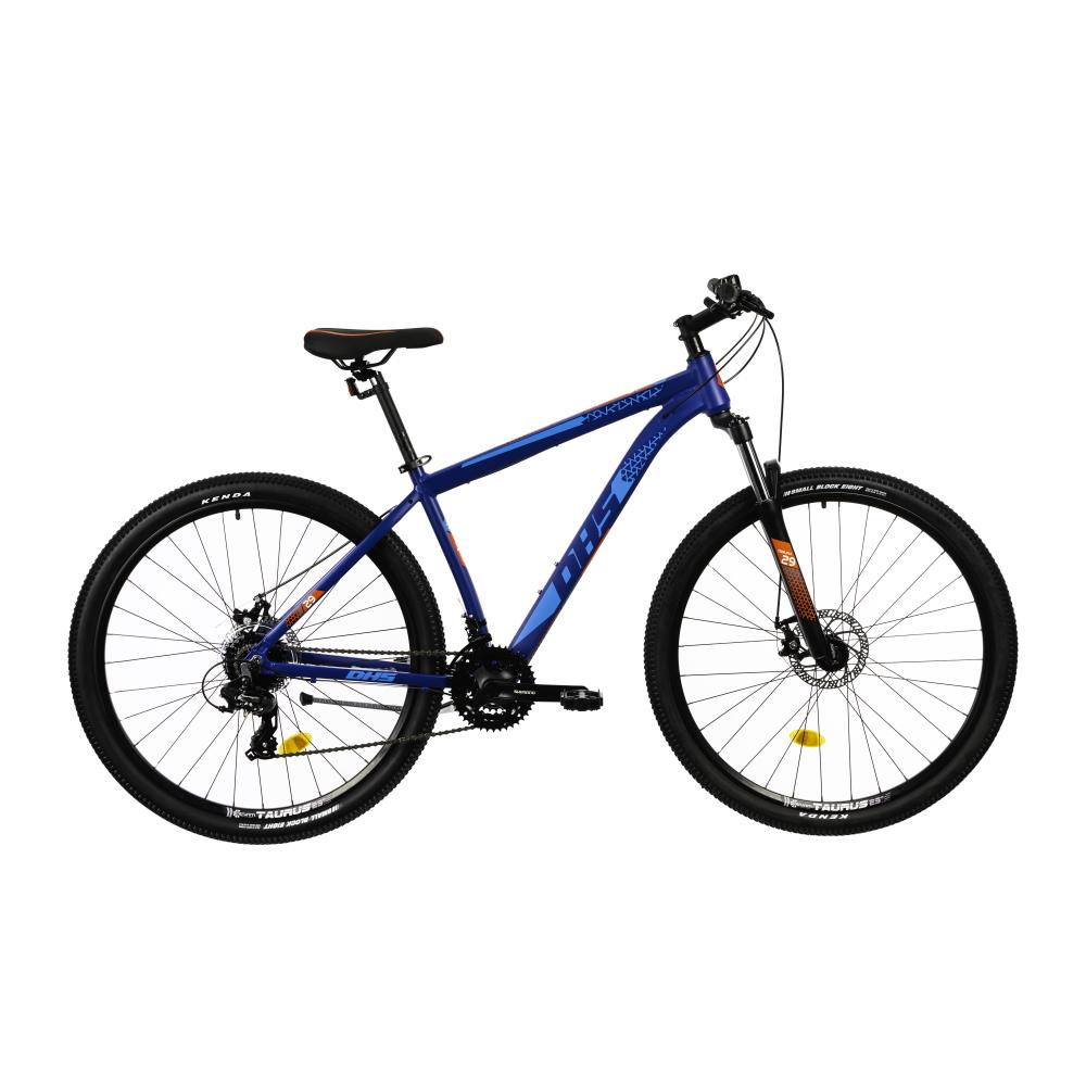 """Horský bicykel DHS Terrana 2925 29"""" - model 2021 blue - 18"""" - Záruka 10 rokov"""