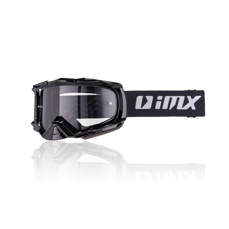 Motokrosové okuliare iMX Dust Black