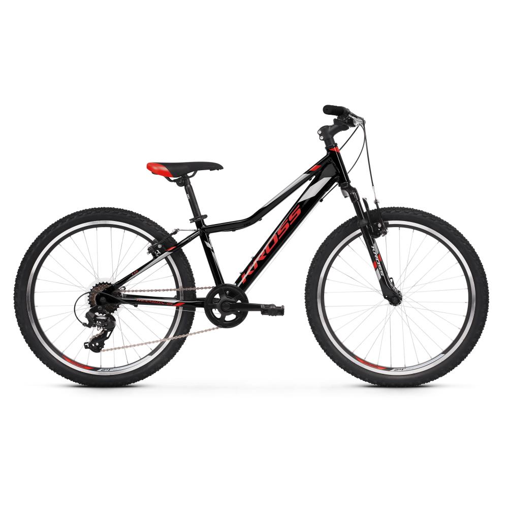 Juniorský bicykel Kross Hexagon JR 1.0 24