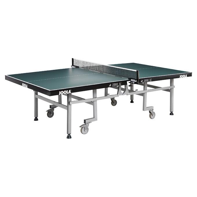 Stôl na stolný tenis Joola 3000 SC zelená