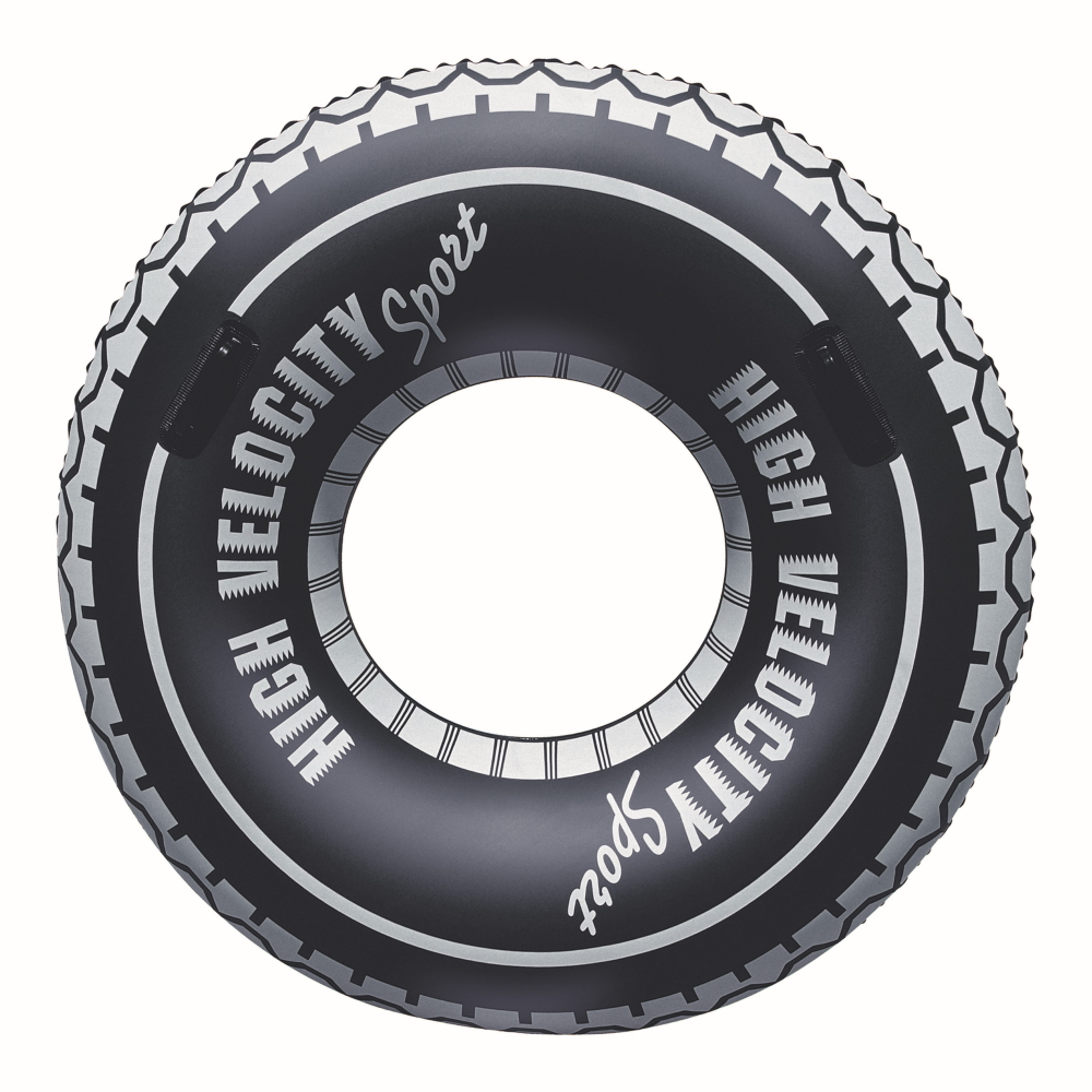 Nafukovací kruh pneumatika Bestway Velocity Tire Tube 119 cm