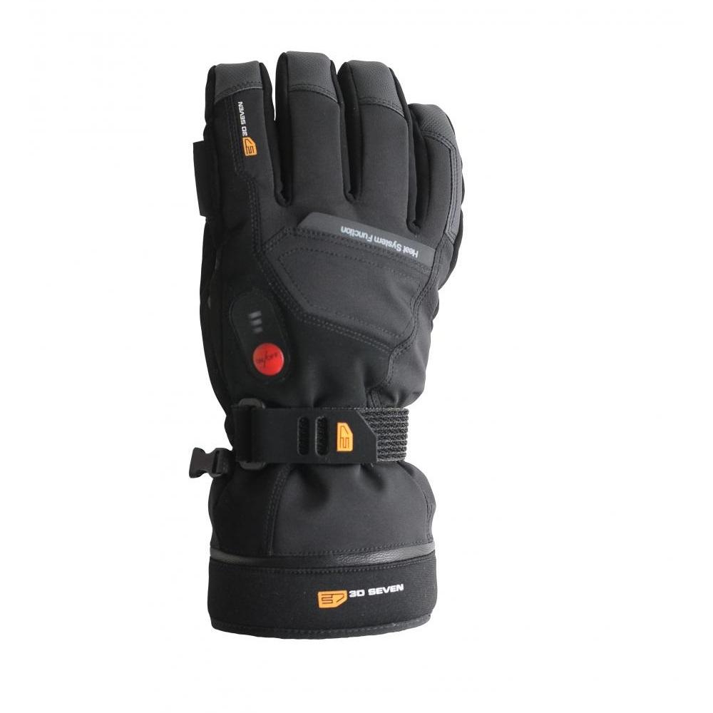 Vyhrievané lyžiarske rukavice 30 SEVEN