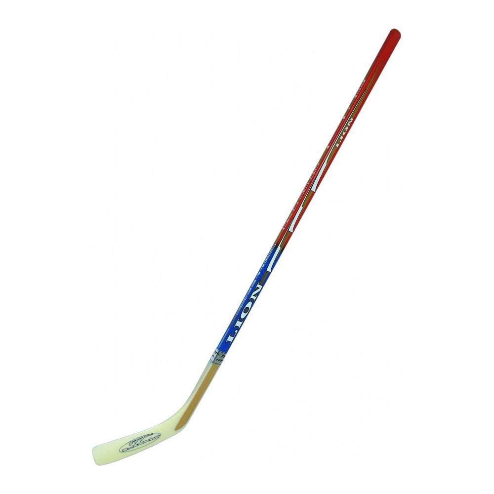 Detská inline hokejka LION 3311 125 cm, rovná